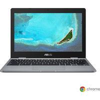 C223NA-GJ0018 ASUS Chromebook [ 11.6型 / HD / Celeron N3350 / 4GB RAM / 32GB eMMC / Chrome OS / グレー ] 《送料無料》