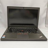 ThinkPad X270 20HMS0J601 [ 中古品 / 12.5型 / HD / i5-7300U / 8GB RAM / 180GB SSD / Windows 10 Pro ]