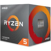 Ryzen 5 3600X With Wraith Spire cooler (100-100000022BOX) 《送料無料》
