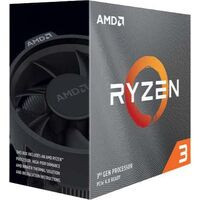 Ryzen 3 3300X With Wraith Stealth cooler (100-100000159BOX)