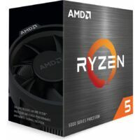 Ryzen 5 5600X With Wraith Stealth Cooler (100-100000065BOX) 《送料無料》