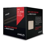 A10-7890K Black Edition with AMD Wraith Cooler (AD789KXDJCHBX) ※歳末大感謝セール! 《送料無料》