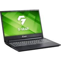 eX.computer G-GEAR note N1586J-710T2/SP2 - Core i7 ノートPC SSD512GB Windows10 Home