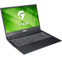 G-GEAR note N1574K-720/T - Core i7 ノートPC SSD500GB Windows 10 Home