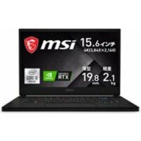 GS66-10UH-001JP [ 15.6型 / 4K / i9-10980HK / RTX 3080 / 32GB RAM / 1TB SSD / Windows 10 Pro ]  GS66 Stealth 《送料無料》
