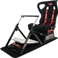 GTultimate V2 Racing Simulator Cockpit PLATINUMセット 《送料無料》