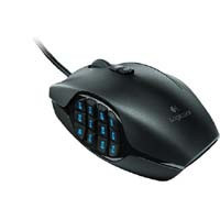 MMO Gaming Mouse G600 (G600t) ※年に一度の本決算SALE! 《送料無料》