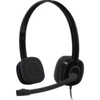 Logicool ロジクール Stereo Headset H151 H151R