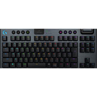 G913-TKL-LNBK LIGHTSPEED Wireless RGB Mechanical Gaming Keyboard-Linear 《送料無料》