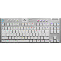 G913-TKL-TCWH LIGHTSPEED Wireless RGB Mechanical Gaming Keyboard-Tactile White 《送料無料》