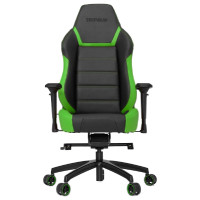 Racing Series PL6000 Gaming Chair Black&Green VG-PL6000_GR 《送料無料》