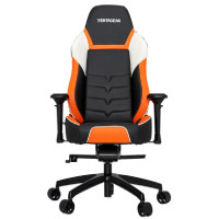 Racing Series PL6000 Gaming Chair Black&Orange Special Edition VG-PL6000_BO 《送料無料》