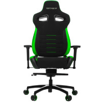 Racing Series PL4500 Gaming Chair Black&Green VG-PL4500_GR 《送料無料》