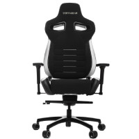 Racing Series PL4500 Gaming Chair Black&White VG-PL4500_WT 《送料無料》