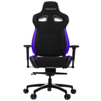 Racing Series PL4500 Gaming Chair Black&Purple VG-PL4500_BP 《送料無料》