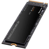 WD Black SN750 NVMe SSD Without Heatsink 500GB WDS500G3X0C