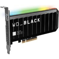 WD_Black AN1500 NVMe SSD Add-in-Card WDS400T1X0L-00AUJ0 《送料無料》