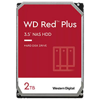 WD20EFZX [3.5インチ内蔵HDD 2TB 5400rpm WD Red Plusシリーズ 国内正規代理店品] 《送料無料》