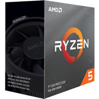 Ryzen 5 3600 With Wraith Stealth cooler (100-100000031BOX) ※ツクモ決算SALE! 《送料無料》