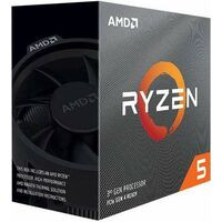 Ryzen 5 3500 With Wraith Stealth cooler (100-100000050BOX) 《送料無料》