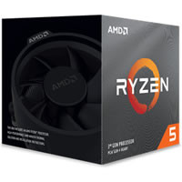 Ryzen 5 3600XT With Wraith Spire cooler (100-100000281BOX) 《送料無料》