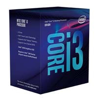 Core i3-8100 BOX (LGA1151) BX80684I38100 《送料無料》