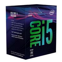 インテル Core i5-8400 BOX (LGA1151) BX80684I58400