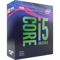 Core i5-9600KF BOX BX80684I59600KF