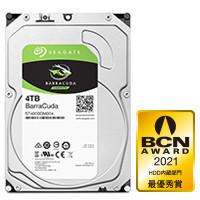 BarraCuda ST4000DM004 《送料無料》