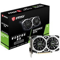 MSI GeForce GTX 1650 VENTUS XS 4G 《送料無料》