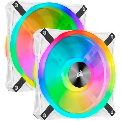 QL140 RGB White Fan Kit (CO-9050106-WW) 《送料無料》