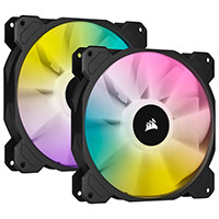 iCUE SP140 RGB ELITE with iCUE Lighting Node CORE Dual Pack CO-9050111-WW