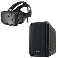 【限定】VIVE + VIVE推奨G-GEAR mini GI7J-C91T/VS1 セット
