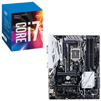 Core i7-7700 + ASUS PRIME Z270-A セット