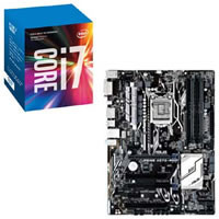Core i7-7700 + ASUS PRIME H270-PRO セット