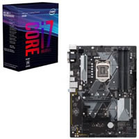 Core i7-8700K + ASUS PRIME H370-A セット