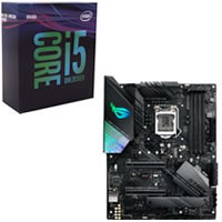 Core i5-9600K + ASUS ROG STRIX Z390-F GAMING セット