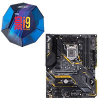 Core i9-9900K + ASUS TUF Z390-PLUS GAMING セット