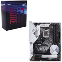 Core i7-9700K + ASUS PRIME Z390-A セット