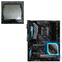 Core i9-9900K バルク + ASRock Z390 Extreme4 セット