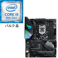 Core i5-8500 バルク + ASUS ROG STRIX Z390-F GAMING セット