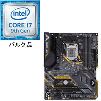 Core i7-9700KF バルク + ASUS TUF Z390-PLUS GAMING セット