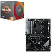 Ryzen 5 3600X + ASRock X570 Phantom Gaming 4 セット