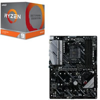 Ryzen 9 3900X + ASRock X570 Phantom Gaming 4 セット