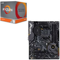 Ryzen 9 3900X + ASUS TUF GAMING X570-PLUS セット
