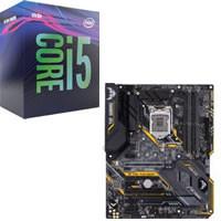 Core i5 9400 + ASUS TUF Z390-PLUS GAMING セット