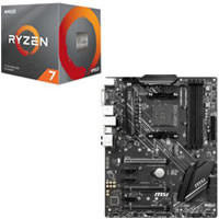 Ryzen 7 3700X + MSI X470 GAMING PLUS MAX セット