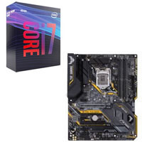 Core i7-9700 + ASUS TUF Z390-PLUS GAMING セット