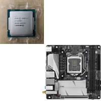 Core i7-10700T(バルク) + ASRock Z490M-ITX/ac セット