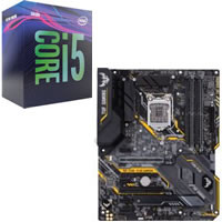 Core i5 9400 + ASUS TUF Z390-PLUS GAMING セット